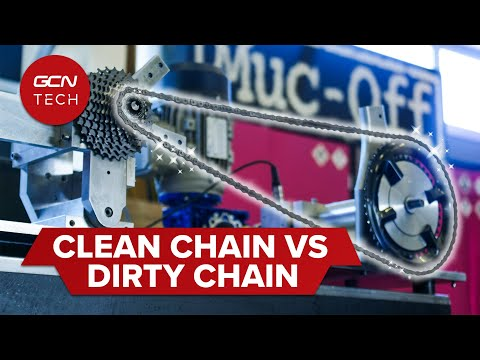 Free Speed! | How Much Faster Is A Clean Bicycle Chain? thumbnail