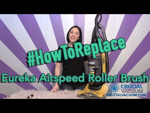 Eureka Airspeed Roller Brush, Replacement for Part # 63391-4