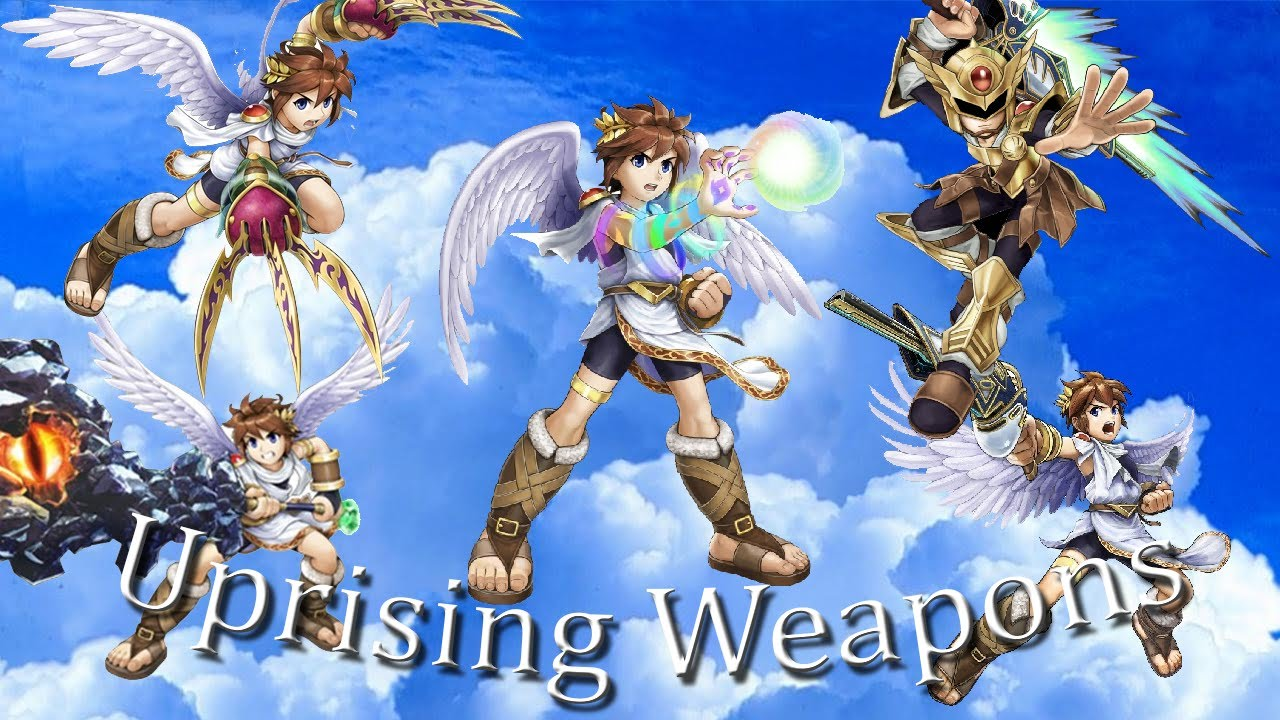 Recommended Kid Icarus Uprising Weapons