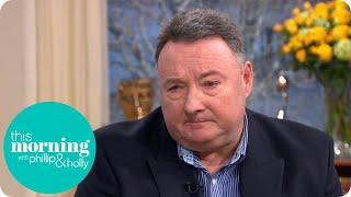 Emotional Cancer Survivor Reveals He Could Be 'Walking Cancer Cure' | This Morning