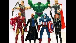 Marvel Avengers Toys Collection| Best Superhero Toys| Toys of 2015