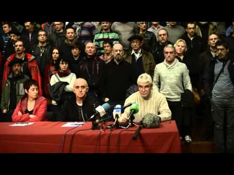 Huge March in Spain After Ban on Eta Prisoner Rally   January 12, 2014 MUST SEE