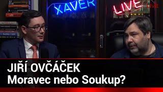 Jiří Ovčáček v XaverLive.