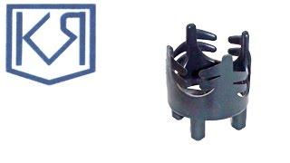 Фиксатор арматуры ФУ-20(Фиксатор потолочный ФУ 20 используется в создании защитного слоя от 20 мм, до 25 мм при заливке различных бето..., 2015-11-10T08:46:05.000Z)
