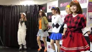 Especia ニューアルバム「CARTA」予約イベント HMV三宮VIVRE ミニライブ...