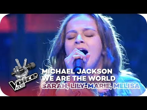 We Are The World - Michael Jackson (Sarah, Lily-Marie, Melisa) | Battles | The Voice Kids | SAT.1