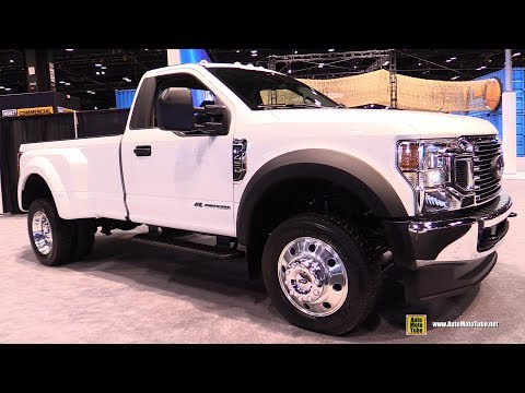 2020 Ford F450 Super Duty - Exterior and Interior Walkaround - Debut at 2019 Chicago Auto Show