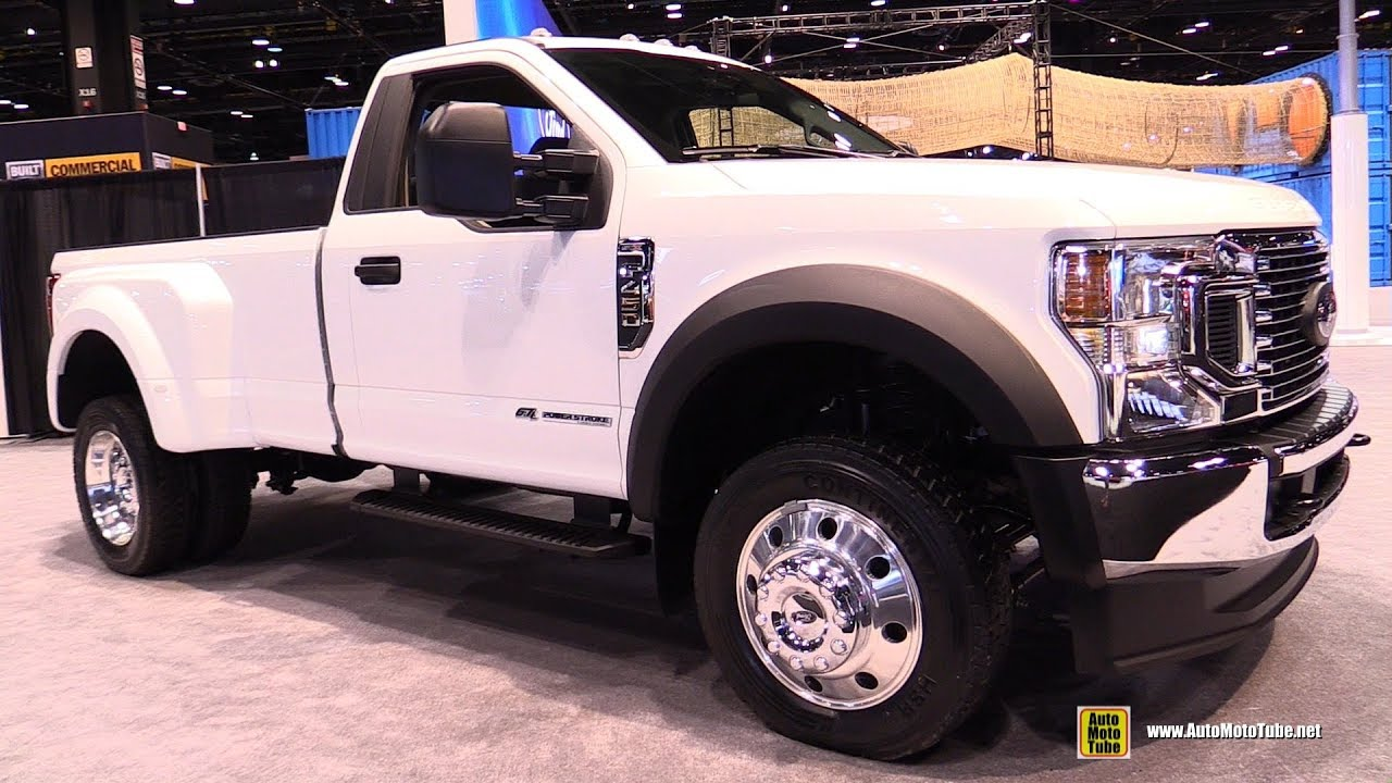 2020 Ford F450 Super Duty - Exterior And Interior Walkaround
