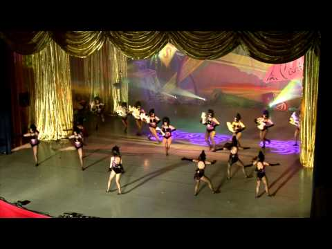 Gail Freese School of Dance: WELCOME TO FABULOUS LAS VEGAS