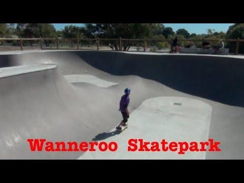 WANNEROO SKATEPARK+STREET SKATING
