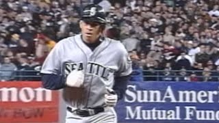 2000 ALCS Gm6: A-Rod belts a solo homer in the 8th