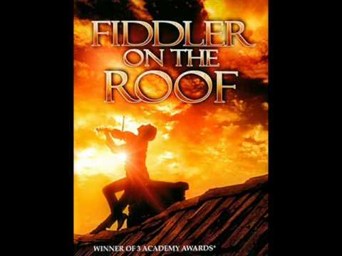 Fiddler on the roof Soundtrack: 13 - Anatevka