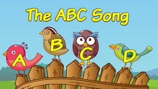 ABC Alphabet Song for Toddlers and English Language Learners - Letterstone Park