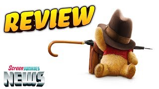 Christopher Robin - REVIEW!