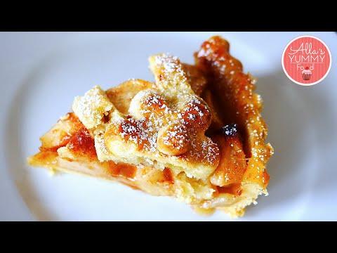рецепт яблочного пирога как в макдональдсе рецепт
