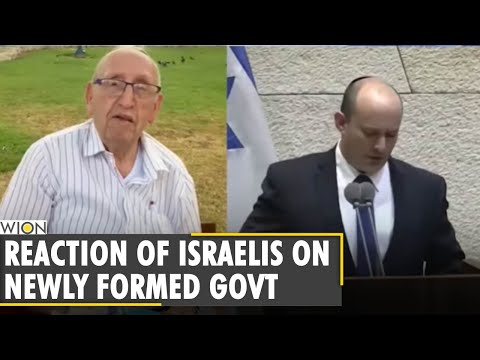 WION Ground Report: Are the Israelis happy with the new government?   Naftali Bennett   Jodie Cohen