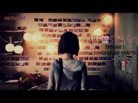 Let's Play Life is Strange Episode 1 Sonderbare Kräfte (German Subtitles)