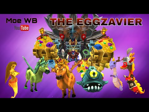 Arcane Legends: The Eggzavier Event(game Play+all The Lag From SPACETIME Studios)