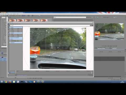 Sony Vegas | How to Convert 4:3 to 16:9 Aspect Ratio (Standard to Widescreen)