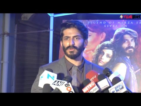 Harshvardhan Kapoor says, Mirzya is a musical film; Watch Video | Filmibeat