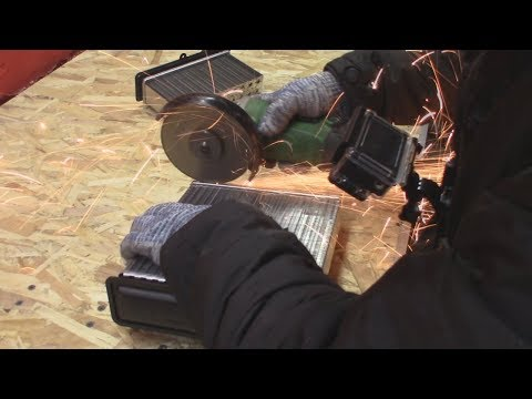 Теплая печка на Шевроле Ниве? Часть 2. Радиаторы.