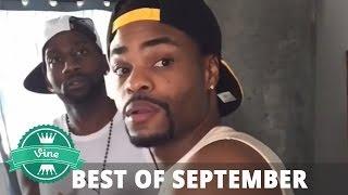 Repeat youtube video 30+ MINUTES FUNNIEST VINE SEPTEMBER 2016 PART 1 (w/ Titles)   Best September Vines