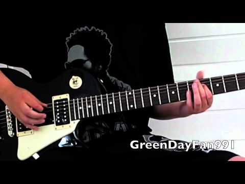 11 year old plays: All Time Low - Break Your Little Heart - Guitar Cover