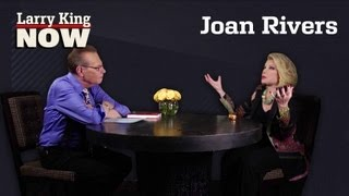 Joan Rivers & Melissa Rivers Interview | Larry King Now | Ora TV