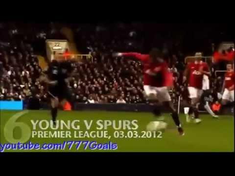 Những bàn thắng đẹp nhất mùa giải 2012 của MU