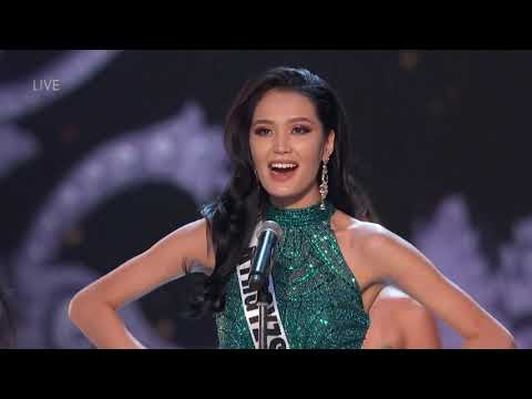 MISS UNIVERSE 2018 PRELIMINARY COMPETITION FULL SHOW HD