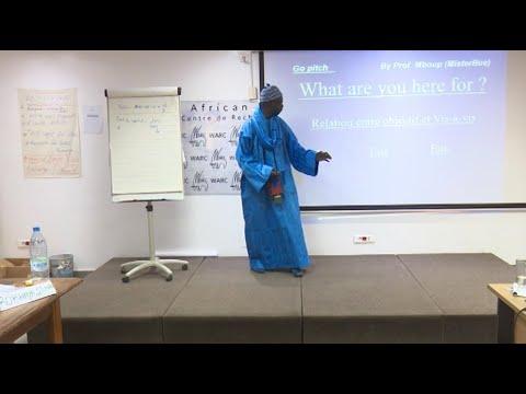 GO pitch 2e partie : les 15 premières secondes by Prof. Assane MBOUP Mister Blue
