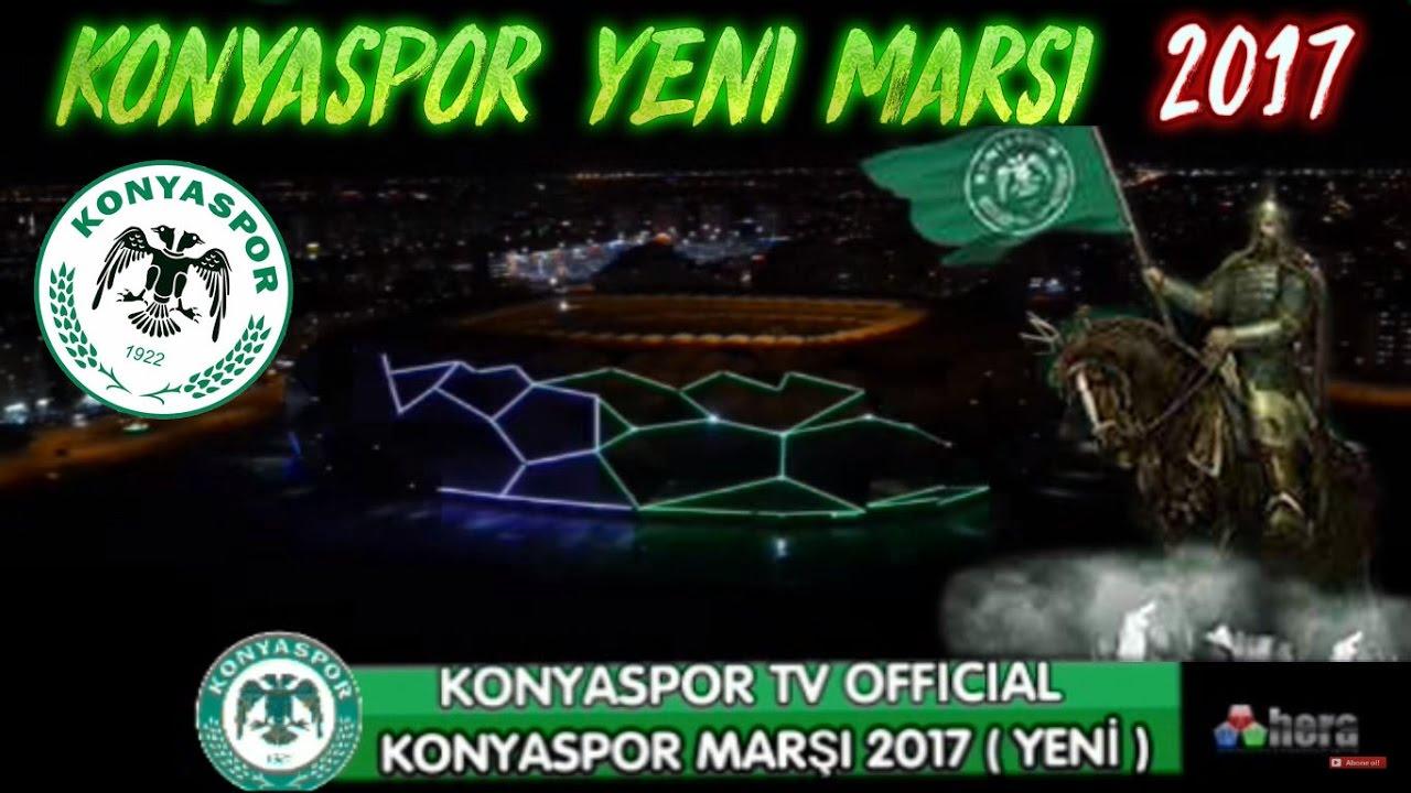 KONYASPOR YENİ MARŞI 2017 ( ORJİNAL KLİP )