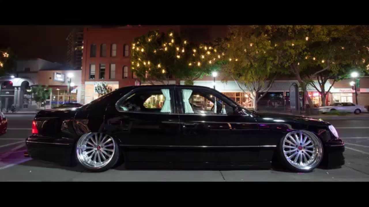 Kyoei Usa S 1999 Lexus Ls400 Straight Outta Japan Youtube