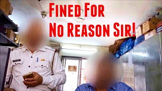 Mumbai Traffic Police Dadagiri Again | A Must Watch Video to know Mumbai's Situation | Illegal Fines