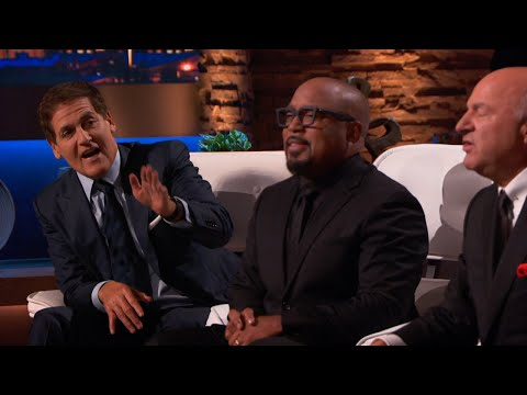 Mark Cuban Is Tired Of Kevin O'Leary's Peanut Butter Arrogance - Shark Tank