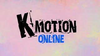 Kmotion Week 4 (finale!)