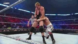 WWE Superstars 6/25/09 Jack Swagger Vs Evan Bourne HD 720p