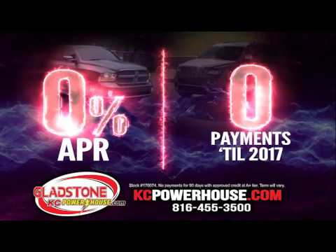 0% APR and 0 payments 'til 2017: It's Real Life