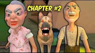 Granny And Grandpa House CHAPTER 2 - Full Gameplay | Horror Game