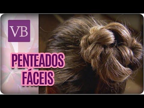 Penteados Fáceis - Você Bonita (20/10/17)