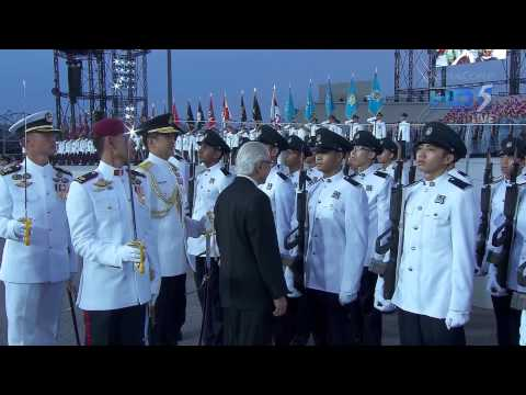 [Full 1080p HD] Singapore National Day Parade 2013 (English - Channel 5)