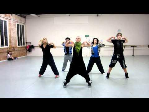 'massive attack' nicki minaj choreography by Jasmine Meakin (Mega Jam)