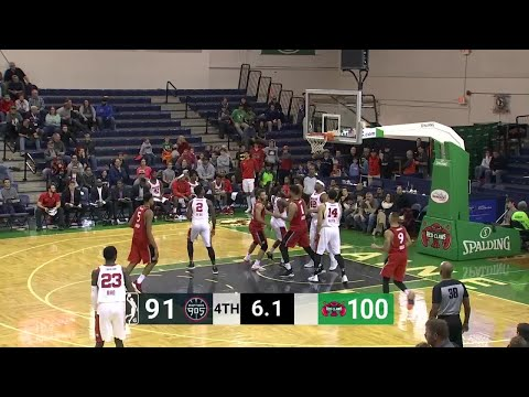 Bruno Caboclo (13 points) Highlights vs. Maine Red Claws