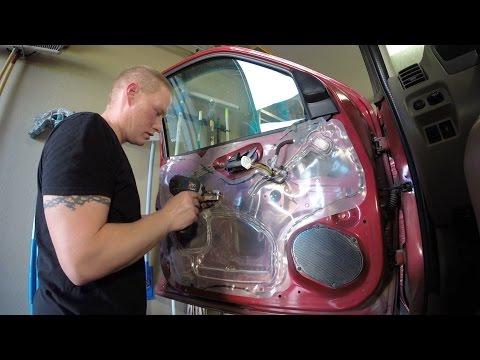 Ford Escape Front Door Latch Replacement Procedure