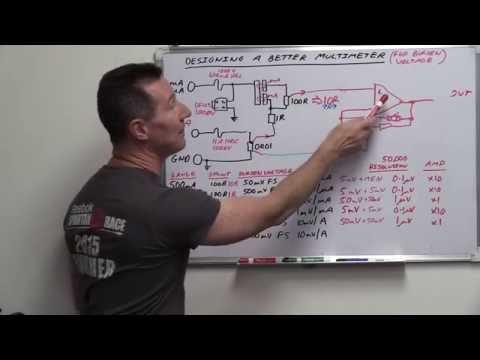 EEVblog #931 - Designing A Better Multimeter PART 2