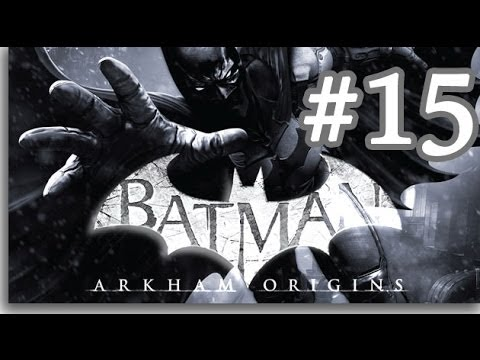 Batman Arkham Origins Defeat Bane Ending Walkthrough Part 15