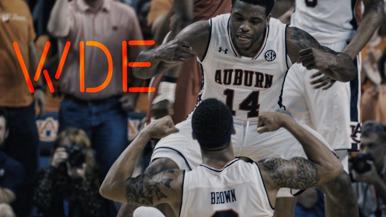 Auburn Basketball March Madness 2018 Hype Trailer
