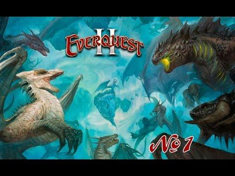 Лучшая Mmorpg EverQuest 2 | Мое личное мнение! #1