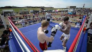 Gosport Martial Arts 2016 Portsmouth Thai Festival Muay Thai Interclub - fight 5