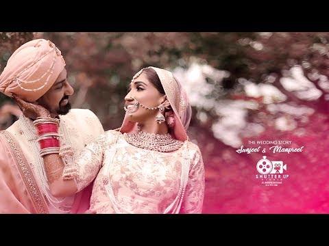 The Wedding Of Sunjeet & Manpreet